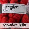 Fingering Sweater Kits