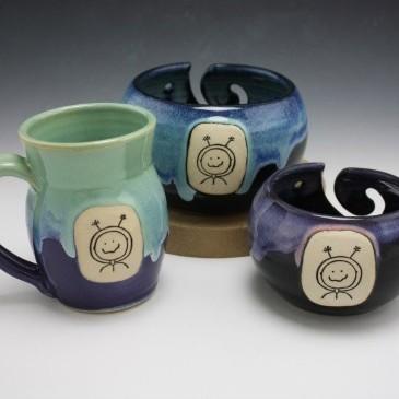 Yarn Bowls & Mugs
