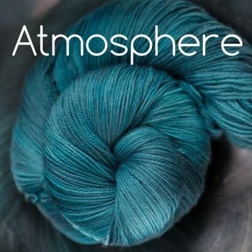 Dark blue teal yarn