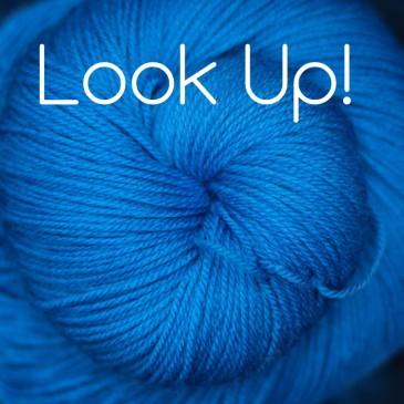 yarn that's so blue