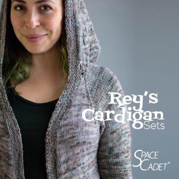 Rey's Cardigan Sets