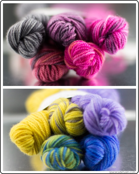 The SpaceCadet's Mini-Skein Club