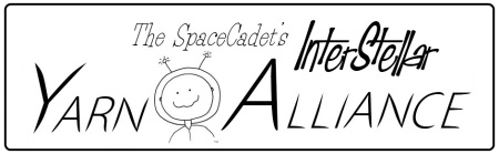 The SpaceCadet's InterStellar Yarn Alliance yarn club