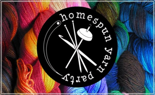 SpaceCadet Creations will be one of the indy hand-dyers at HomeSpun Yarn Party, March 25 in Savage Mill MD