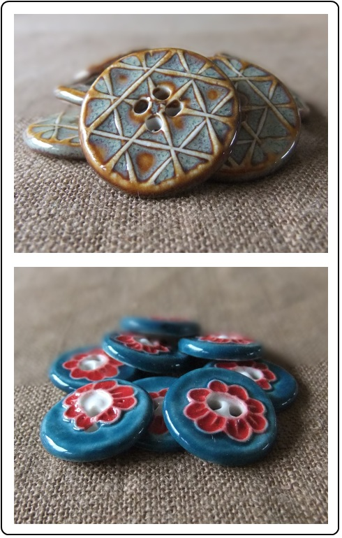 Buttons by Melissa Jean Designs