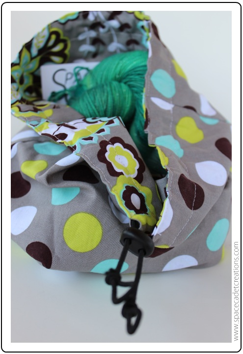 Project Bags for knitting or crochet by CristineCreates