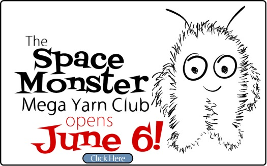 The SpaceMonster Club from SpaceCadet OPENS JUNE 6 2014!