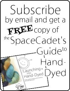Subscribe to the SpaceCadet's mailing list