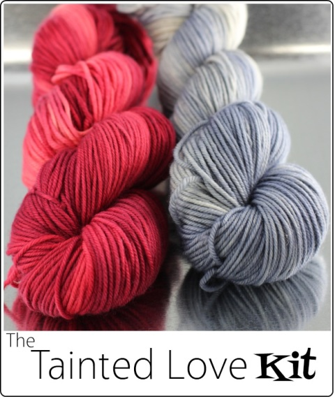 The Tainted Love Kit for the Love Actually KAL from SpaceCadet Creations