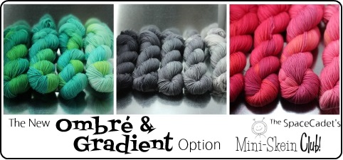 Three Ombre kits 2