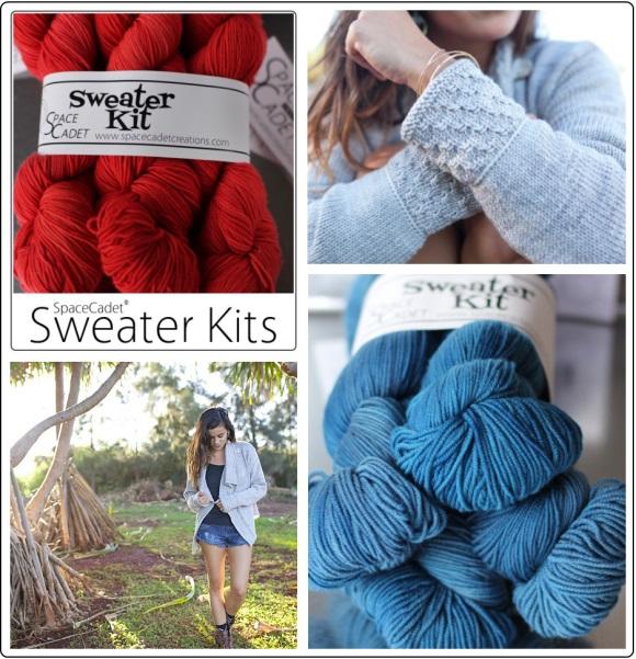 Hana Hou Sweater Kits