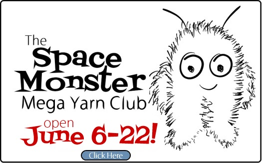 The SpaceCadet's SpaceMonster Club is open June 6-22 2014