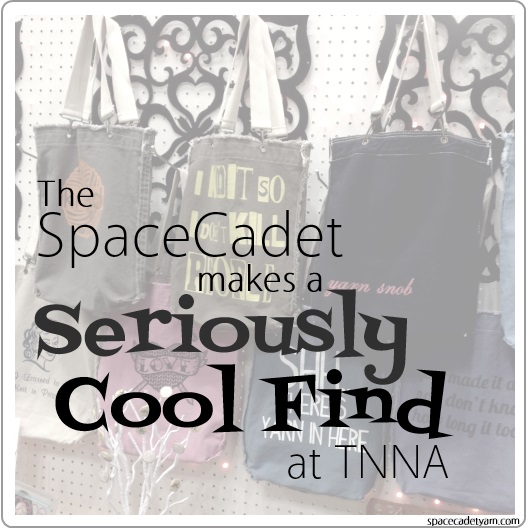 The SpaceCadet discovers a seriously hot new thing at TNNA