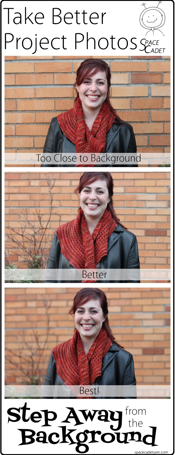 The SpaceCadet's Guide to Taking Better Project Photos - Step Away from the Background 1