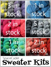 SpaceCadet Sweater Kits 200
