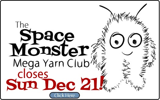 SpaceMonster Club Dec 2014 Closes 525