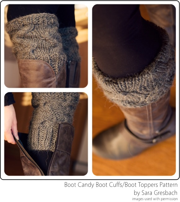 Boot Candy Boot Cuffs