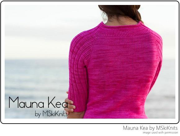 Mauna Kea by MSkiKnits