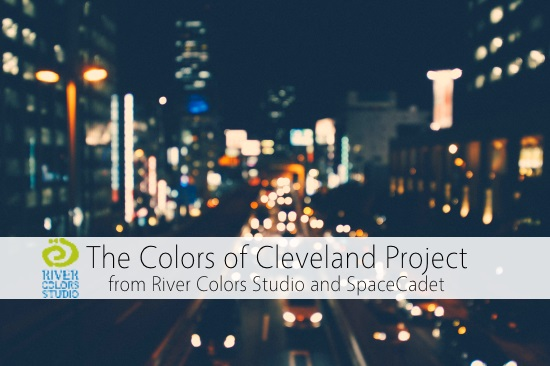 A City Interpreted…  In Yarn! The Colors of Cleveland Project