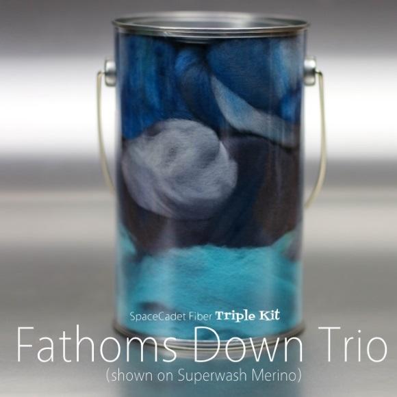 Fathoms Down Trio  580