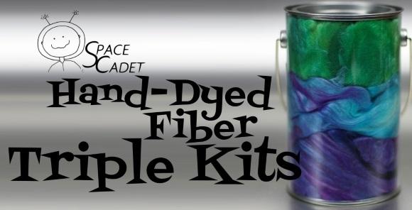 New SpaceCadet Fiber Triple Kits!