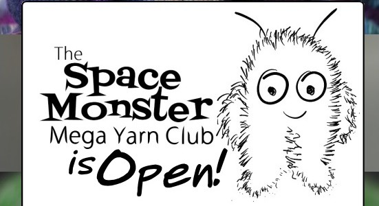 The SpaceMonster Club is Open — But I GOOFED!!!
