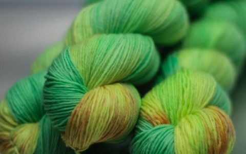 I Love This Colourway! The Latest Yarn Alliance Parcel