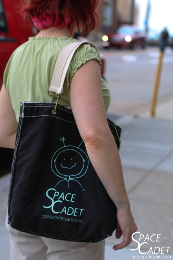 SpaceCadet Knerd Bag 3 original 580