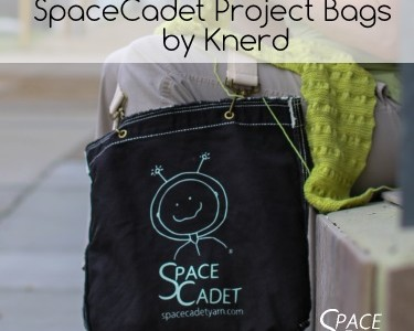 Announcing our Exclusive SpaceCadet Project Bags by Knerd!