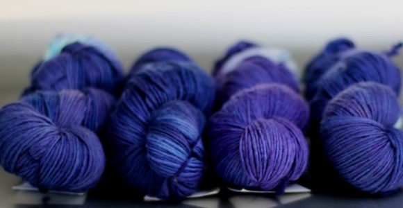 Catch a Peek at the SpaceMonster's August Colourway!