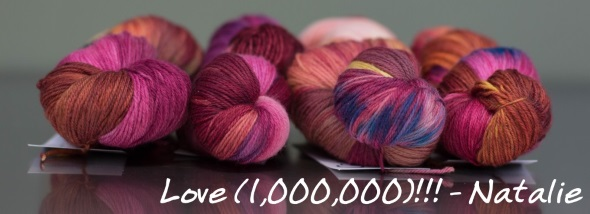 One Yarn Alliance colourway 2015 590px