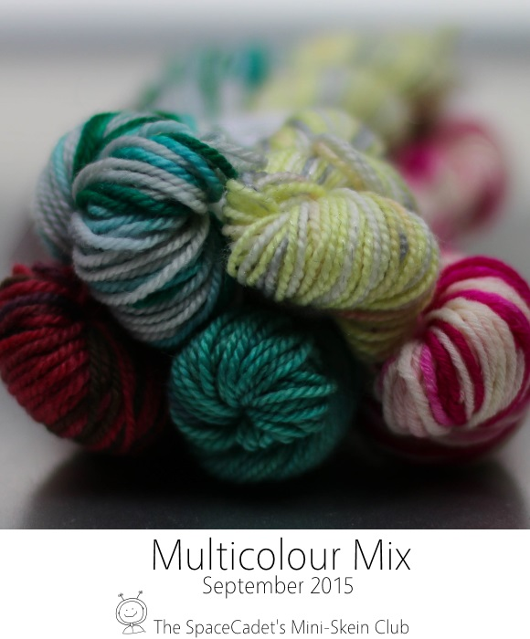 Multicolour Mix