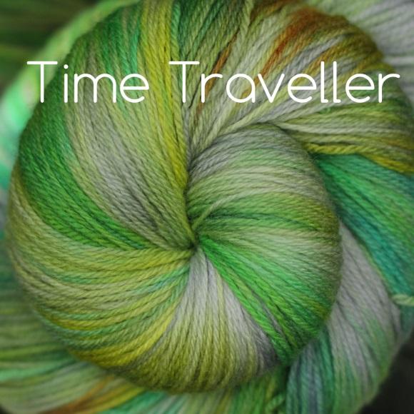 Time Traveller Celeste 580