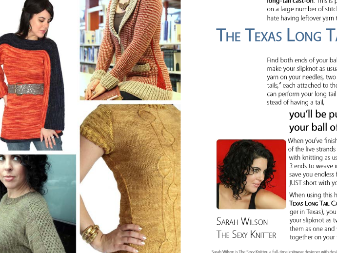 Sexy Knitter preview
