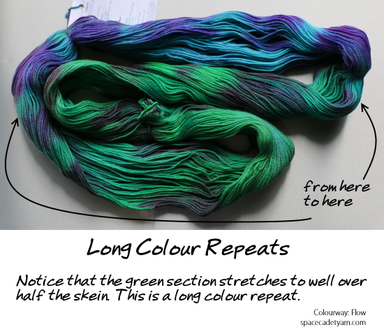 Long Colour Repeats