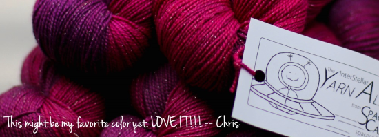 The Yarn Alliance opens in Sept!