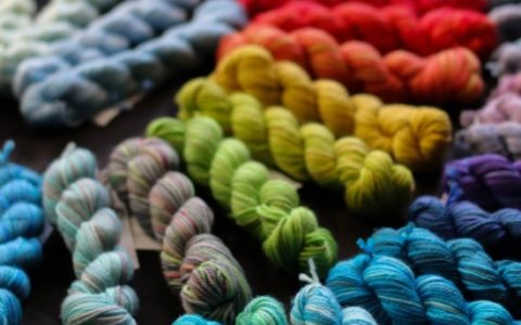 Finishing the Holiday Weekend with a Bang: Limited Edition Mini-Skein Collections