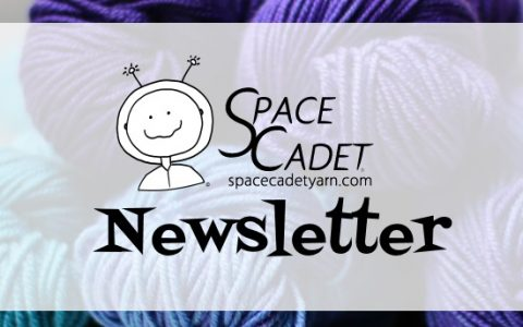 The SpaceCadet Newsletter: How to Cure Splitting Yarns, & Some Lovely Interchangeables