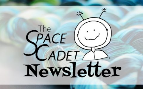 SpaceCadet Newsletter: Yarn Bowls Back in Stock, a FREE Planner and…