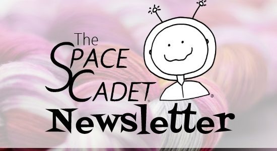 SpaceCadet Newsletter: Something That Confused Me, Plus Three Stunning Patterns…