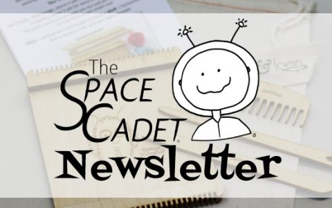 SpaceCadet Newsletter: Fair Isle for Summer, SpaceMonster Club Opens