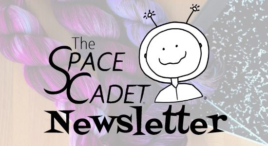 SpaceCadet Newsletter: Some Awesome Links & a OOAK Sneak Peek