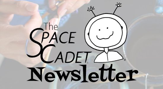 SpaceCadet Newsletter: Special Discounts on Two Beautiful Patterns!