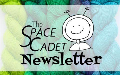 "SpaceCadet Newsletter: Kristen Jancuk's ""Not Mystery"" KAL"