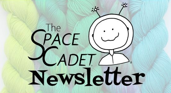 "SpaceCadet Newsletter: Kristen Jancuk's ""Not Mystery"" KAL"