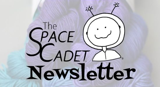 SpaceCadet Newsletter: Time to Get Warm!
