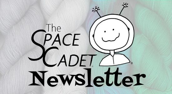 SpaceCadet Newsletter: Gratitude… And Credit Where Credit is Due