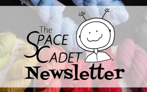 SpaceCadet Newsletter: As The World Turns Sparkly…