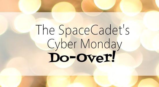 Spacecadet 39 S Cyber Monday Do Over An Awesome Easy Gift