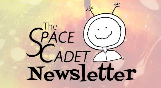 SpaceCadet Newsletter: Knitting a Shawl a Day?